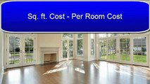 How Much Does It Cost To Paint A House Interior Per Square Foot