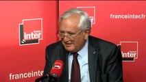 "Jean-Pierre Raffarin : ""C'est une campagne assez dure"""