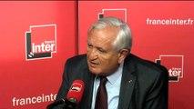 "Jean-Pierre Raffarin : ""Mon ennemi c'est la violence."""