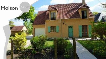 A vendre - Maison/villa - Amilly (45200) - 6 pièces - 112m²