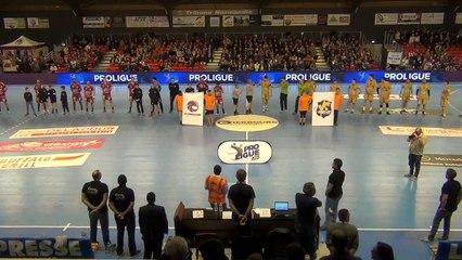Résumé du match Cherbourg / Massy