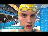 IPC Blogger - Jacqueline Freney (AUS) - London 2012 Paralympics, Paralympics 2012