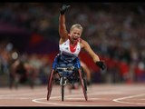 Athletics - Women's 200m - T34 Final - London 2012 Paralympic Games