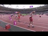 Athletics - Men's 200m - T36 Final - London 2012 Paralympic Games
