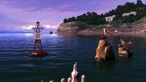Le Monde de Nemo 3D -- Extrait 3 'Les mouettes' - VF - En Blu-ray 3D et Blu-ray le 24 avril