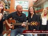"""La comédie musicale """"Les 3 mousquetaires"""" en session acoustique à Sud Ouest"""