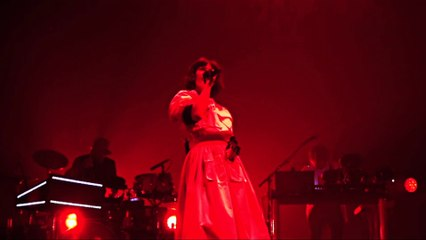 The Dø - Keep Your Lips Sealed (Live at l'Olympia, Paris)