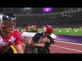 Athletics - Men's 800m - T54 Final - London 2012 Paralympic Games