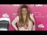 Mercedes MJ Javid OK! So Sexy LA Event 2015 Red Carpet Arrivals