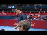 Table Tennis - POL vs GBR - Men's Team - Class 6-8 Semifinal 2 - London 2012 Paralympic Games