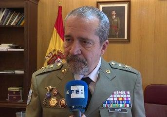 El soldado Guiote, general y médico