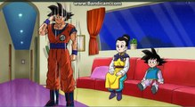 Bulma Finds Goku In Her Bed - Vegeta Gets Mad At Goku - [Dragon Ball Super] Episode 43