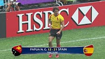 HIGHLIGHTS Spain qualify for World Rugby Sevens Series