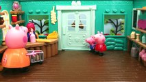 Funny Room of Fear Peppa Pig stop motion animation all new episodes for kids 2017