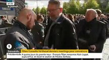 Menaces terroristes : Sécurité maximum hier soir pour le meeting de François Fillon à Lille