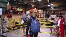 【ボクシング】初めてのボクシングデビュー