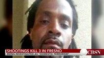 """Californie : Un homme ouvre le feu en criant """"Allah Akbar"""" et tue 3 hommes blancs au hasard avant d'être arrêté"""