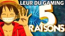 5  RAISONS DE REGARDER ONE PIECE !