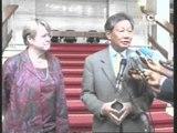 Le Président Alassane Ouattara a reçu le chef de l'ONUCI Young-Jin choi