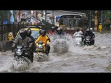 Mumbai rain : Trains and flights delayed, water-logging in many parts | Oneindia News