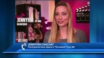 """D!CI TV : Hautes-Alpes : Jennyfer, participante de """"The Island"""" : """"J'ai beaucoup rigolé lors de la diffusion"""""""