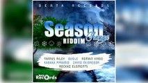 Faya Gong - Season Change Riddim Mix Promo 2017