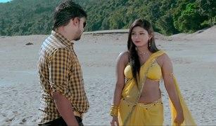 Tomay Dekhe Mone Hoy - তোমায় দেখে মনে হয়    Jef & Tithi -  Bangla Movie Romantic Song