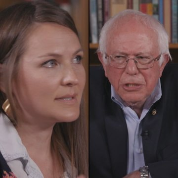 Kentucky resident and Bernie Sanders talk college tuition [Mic Archives]