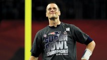 Tom Brady Will Not Be Attending the Patriots' White House Visit | THR News