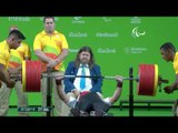 #ThrowbackThursday: Sherif Osman sets new World Record at Rio Paralympics