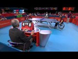 Table Tennis - GER v CHN - Men's Singles Cl 4-5 Quarterfinal 1 M1 - London 2012 Paralympic Games.mp4