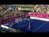 Football 5-a-side - BRA versus ARG - 2nd half - Men's Semifinal 2 - London 2012 Paralympic Games