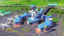 Super Wings italiano -S02E09_10- La torre del giro del mondo - Il gigante di Jeju