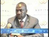 Point de Presse animé par le Ministre de l'intégration Africaine Adama Bictogo à Malabo