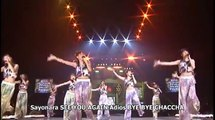 Morning Musume   Sayonara SEE YOU AGAIN Adios BYE BYE CHACHA Sub Esp