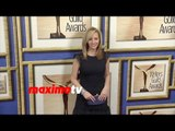 Lisa Kudrow 2015 Writers Guild Awards L A  Red Carpet Arrivals
