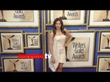 Chelsea Peretti 2015 Writers Guild Awards L A  Red Carpet Arrivals