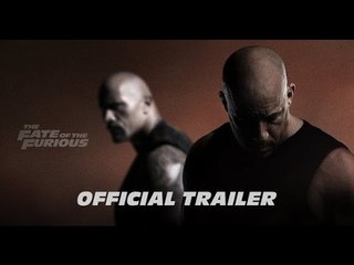 The Fate of the Furious - Official Trailer (Reaction) - #F8 In Theaters April 14 (HD)