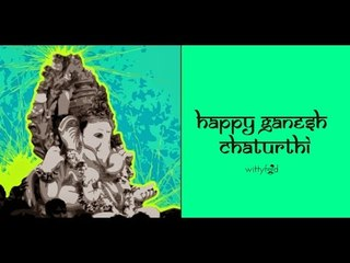 Ganesh Chaturthi in Bollywood Style    WittyFeed
