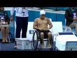 Swimming - Men's 100m Breaststroke - SB5 Final - London 2012 Paralympic Games