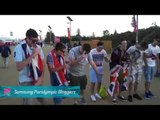 IPC Blogger - GB Fans dance for the Paralympics, Paralympics 2012