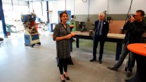 Wethouder Mourik opent Open Coffee - Voorne Putten Werkt / Spijkenisse 2017