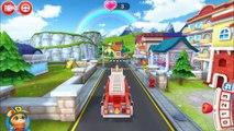 Pompier dessin anime francais, Camion de pompier, Pompier d'animaux de compagnie