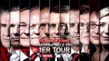 CNEWS - Bande Annonce Présidentielle 2017 - Soirée électorale 1er Tour (2017)