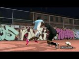 FIFA Street : Tricks, Step Over and Flip Flap