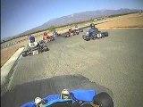 Onboard Race and Crash Footage Moran Raceway