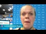 IPC Blogger - Ellie Simmonds (Great Britain), bronze medal 50m freestyle, Paralympics 2012