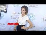 Jessica Alba 30th Anniversary Impact Awards Gala Red Carpet