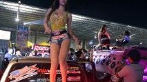 Karaoke girls sexy show - Sexy Thai Girl Dance so HoT - New Beautiful Thai Girl