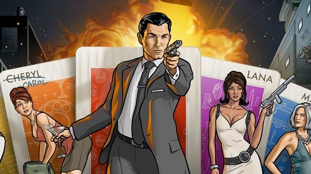 Watch Archer Season 8 Episode 3 : Jane Doe Full Episode Online